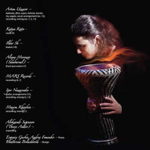 Artem Uzunov  –  Let`s do it. Darbuka stories (2013)
