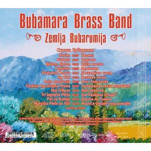 Bubamara Brass Band  «Земля Бубарумия» (2012)