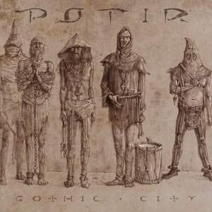 Potir (Потиръ) «Gothic City» (2012)