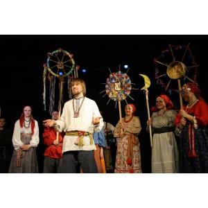 Васильев вечер «Земля Сибирь. Песни села Богословка» (2014)