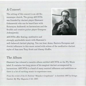 Asunta (Sławomir Gołaszewski / Славомир Голашевский) – Landscapes (2013) переиздание
