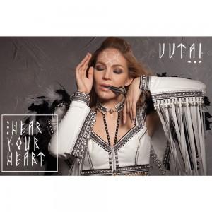 Olena Podluzhnaya Uutai — Hear Your Heart (2017)