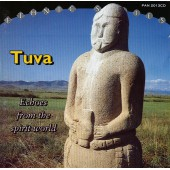 The Tuva Ensemble – Echoes From The Spirit World  (1992)