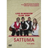 Live in Moscow. Club DOM  DVD (2010)