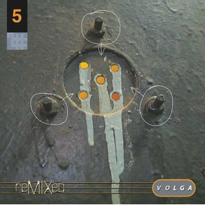 Remixed 5 (2006) (Theodor Bastard, Ivan Sokolovsky, Aleksey Borisov, Ilya XMZ and over)