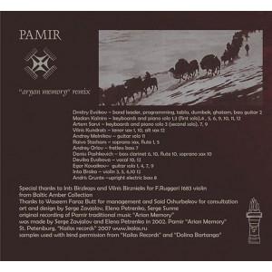 Памир: Aryan Memory remix (2010)